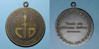 MEDAILLEN  Congrès international de dermatologie. Munich 1967. Médaille en bronze. Avec ann