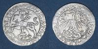 1564 EUROPA Lituanie. Grand Duché. Sigism...
