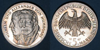 KAISERREICH MÜNZEN  Allemagne. 5 mark 1967F.