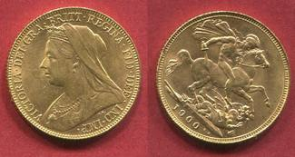 Großbritannien, England, UK, Great Britain Soverei