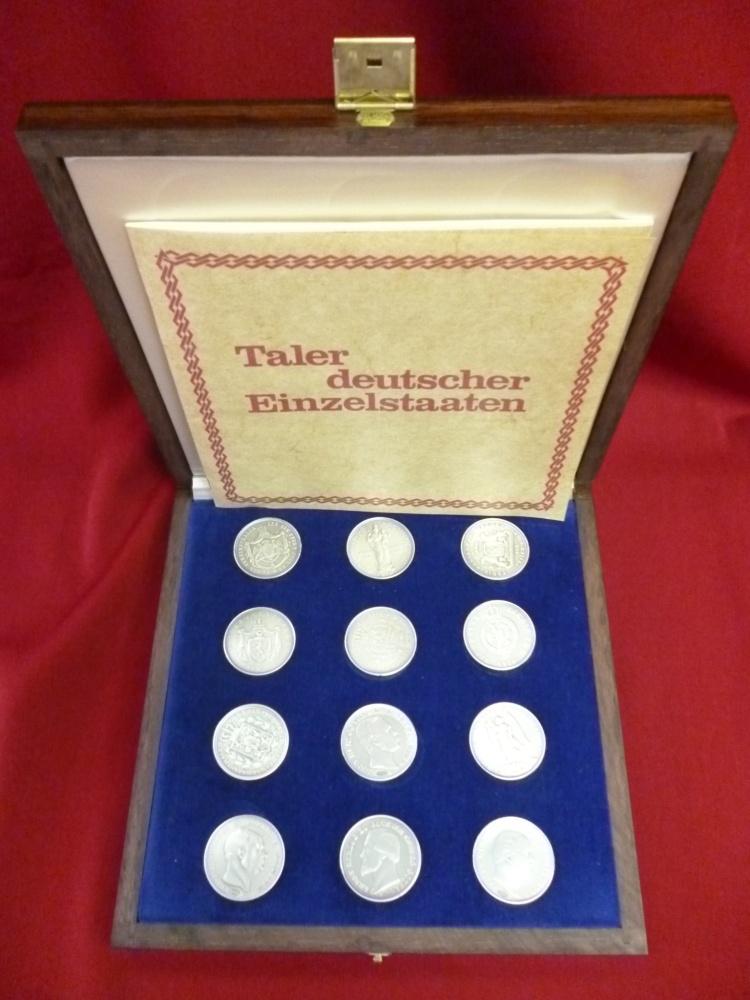 Repliken Medaillensuite 1982 Deutschland Talerrepliken