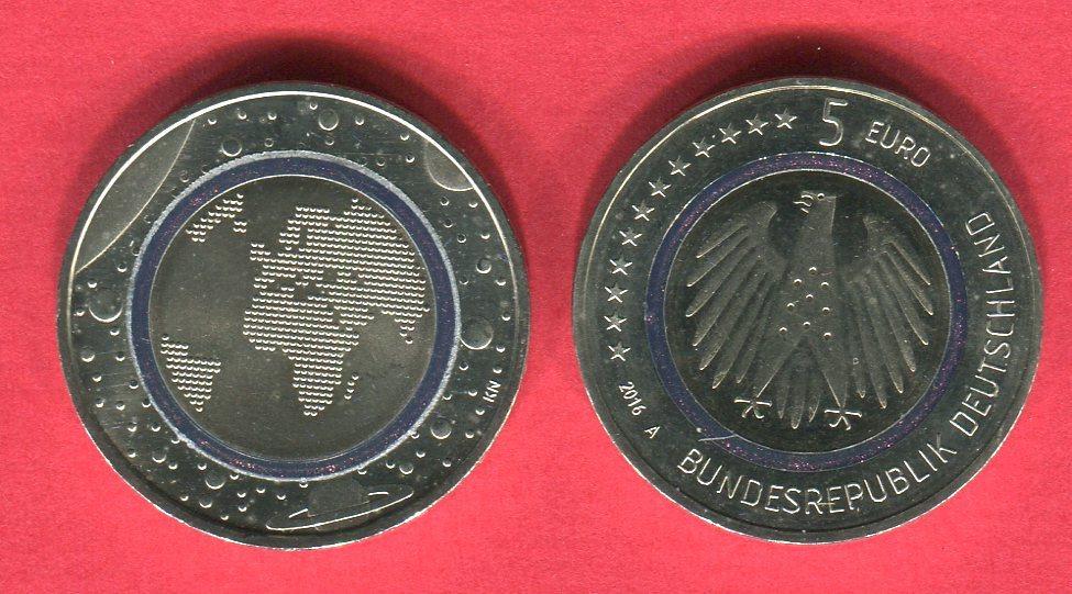 Neuer 5 Euro Münze