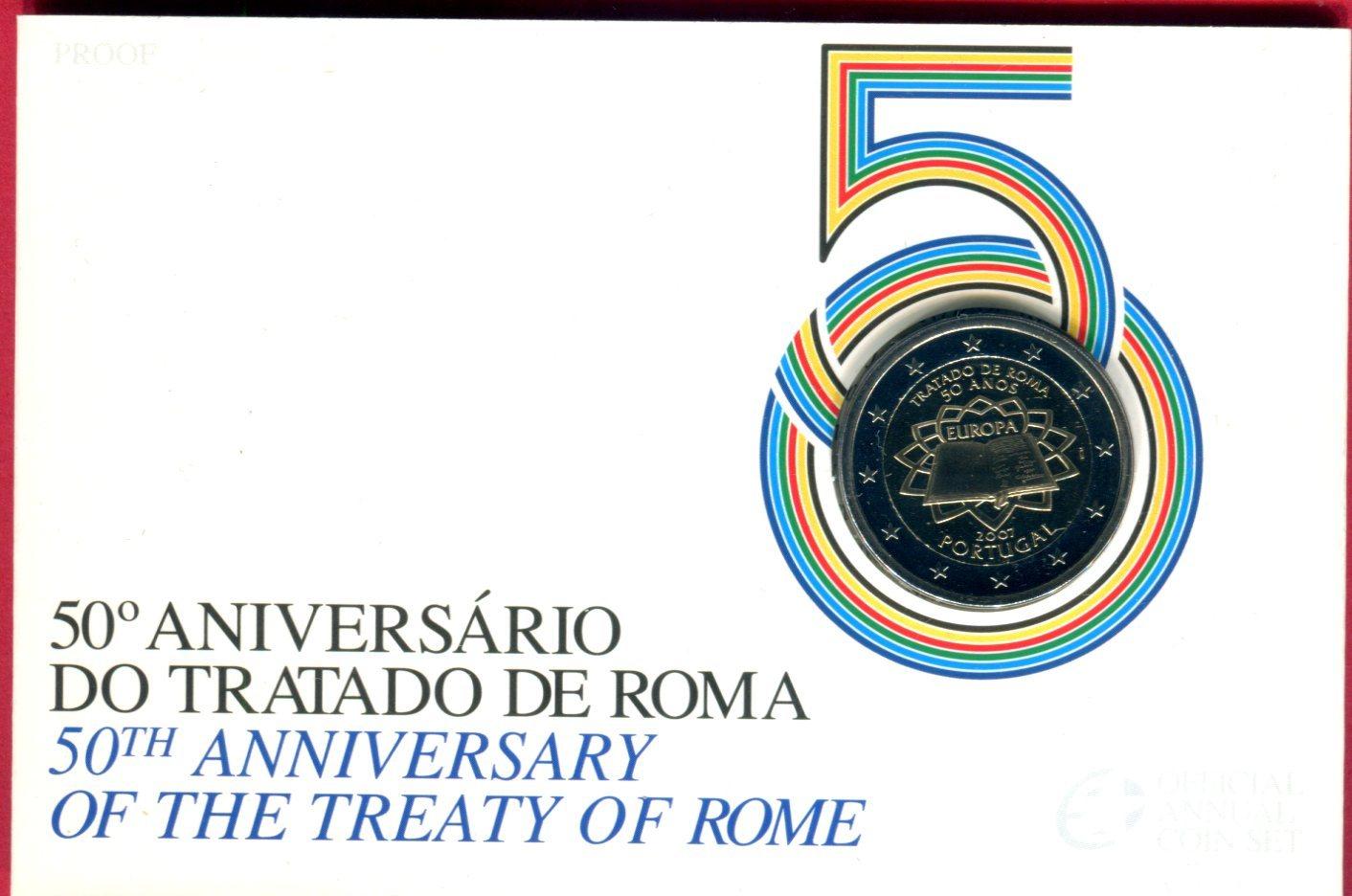 50 jahre staatsvertrag 2 euro coin