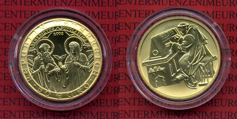 50 euro 2002 sterreich gold 2000 jahre christentum for Sessel 50 euro