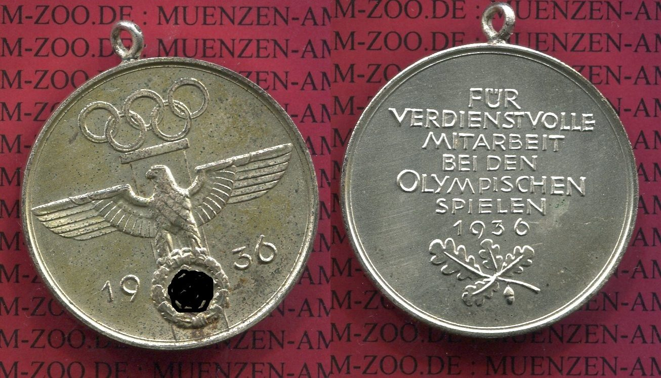 olympia medaille 1936