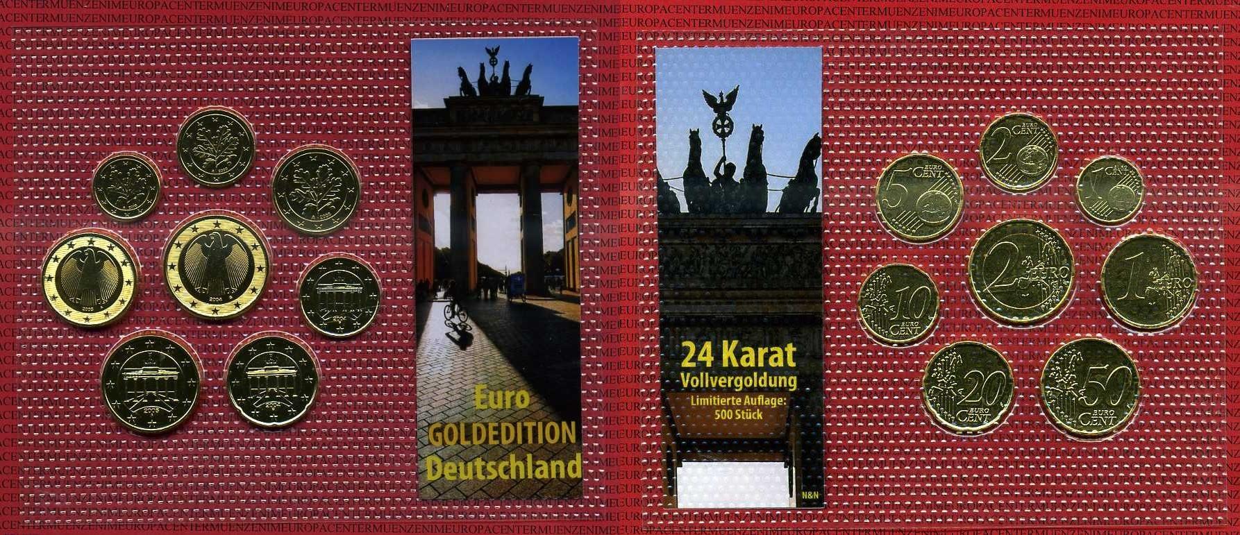 kms euro verschiedene bundesrepublik deutschland. Black Bedroom Furniture Sets. Home Design Ideas