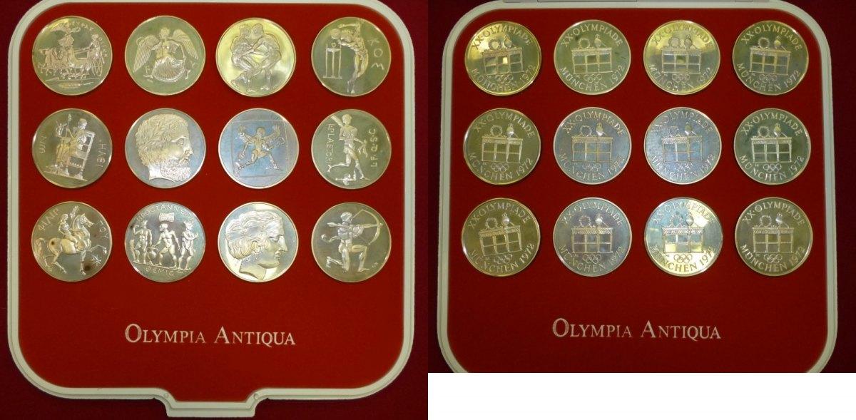 Medaillen Olympia Deutschland