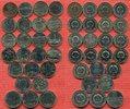 DDR Lot Lot von 24 DDR Gedenkmünzen DDR Lot 16 x 5 Mark, 5 x 10 Mark & 3 x 20 Mark