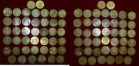 Bundesrepublik Deutschland 43 x 10 DM Silber Gedenkmünzen Set BRD 43 x 10 DM von 1987 bis 2001 inklusive 6 x 10 DM Olympiade