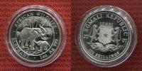100 Schilling 1 Unze Silber 2007 Somalia Somalia 100 Shillings 2007 Ele... 89,00 EUR80,00 EUR  +  8,50 EUR shipping