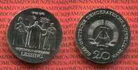 20 Mark DDR Silbermünze 1979 DDR, GDR Eastern Germany DDR 20 Mark 1979 ... 59,00 EUR  +  8,50 EUR shipping