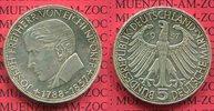 5 DM Gedenkmünze Silber 1957 Bundesrepublik Deutschland 5 DM 1957 J, 10... 275,00 EUR  +  8,50 EUR shipping