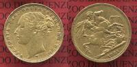 Sovereign  1881 M England  Great Britain UK Australien England Victoria... 25063 руб 395,00 EUR kostenloser Versand