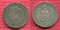 3 Mark Silber 1914 Anhalt Anhalt 3 Mark 1914, Silberhochzeit des Herzog... 4442 руб 70,00 EUR  zzgl. 266 руб Versand