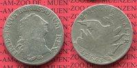 """Brandenburg Preußen 1/2 Taler Friedrich der Große Preußen 1/2 Reichstaler 1765 F Breslau Friedrich II. """"der Große"""""""