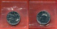 Kanada, Canada 5 Dollars Silbermünze Maple Leaf Kanada 1 Unze Maple Leaf 5 Dollars Privy Mark Feuerwerk in original Folie