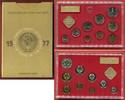 Rußland Kursmünzenstz KMS 1977 Russland UDSSR Rußland KMS 1977 Leningra... 70,00 EUR  +  8,50 EUR shipping