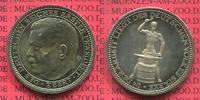 Weimarer Republik Preußen Silbermedaille Silbermedaille Preuss. Hauptmünzamt auf Reichspräsident Friedrich Ebert