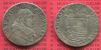Patagon 1666 Belgien Lüttich Maximilian Heinrich von Bayern sehr schön  245,00 EUR  +  8,50 EUR shipping