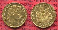 20 Francs Goldmünze 1869 Frankreich, Franc...