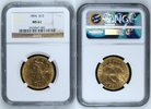 10 Dollars Goldmünze Eagle Coronet Head 1894 USA USA 10 Dollars Liberty... 825,00 EUR  +  8,50 EUR shipping
