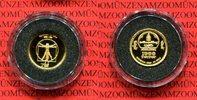 1000 Togrog Minigoldmünze 1999 Mongolei Leonardo da Vinci Polierte Plat... 3744 руб 59,00 EUR  zzgl. 266 руб Versand