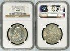 Sachsen Meiningen 3 Mark Silbermünze Auf den Tod von Herzog Georg