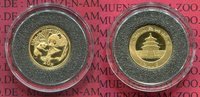 20 Yuan Goldmünze 1/20 Unze 2005 China Volksrepublik PRC Panda Stempelg... 125,00 EUR  +  8,50 EUR shipping