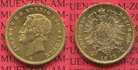 20 Mark Goldmünze Kursmünze 1872 E Sachsen German Empire Kingdom of Sax... 599,00 EUR  +  8,50 EUR shipping