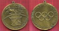 III. Reich Medaille Olympische Spiele Garmisch Partenkirchen Winter