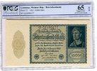 10000 Mark Reichsbanknote 1922 Deutsches Reich, Weimarer Republik Infla... 3744 руб 59,00 EUR  zzgl. 266 руб Versand