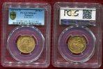 Dänemark Denmark 20 Kronen Goldmünze Christian IX.  Kursmünze