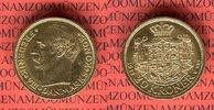 20 Kronen Kroner Goldmünze 1911 Dänemark Friedrich VIII. Kursmünze vz-p... 412,04 EUR349,00 EUR  +  8,50 EUR shipping