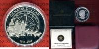 Kanada 1 Dollar Royal Canadian Mint, kanadische Arktisexpedition 1913-1916