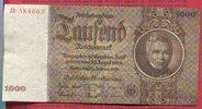 1000 Reichsmark 1936 Deutsche Reichsbank 1...