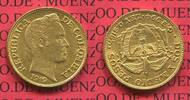 Kolumbien Colombia 2,5 Pesos 1919 Simon Bolivar Evtl. aus Fassung ss-vz Fassungsspur ??