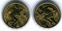 10 Dollars (2x5 Dollars) 2000 Australien Olympische Spiele 2000 Sydney ... 15,00 EUR  Excl. 8,50 EUR Verzending