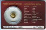 1 Dollar Minigoldmünze 2012 Niue 30. Todestag der Fürstin Grace von Mon... 29,00 EUR  Excl. 8,50 EUR Verzending