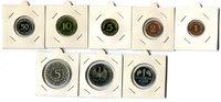 8,68 Mark KMS 1971 Bundesrepublik Deutschland KMS BRD 1971 Polierte Pla... 39,00 EUR  Excl. 8,50 EUR Verzending