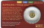 100 Francs Minigoldmünze 2012 Kongo, Republik Feier der Rekordmünze 'Ka... 29,00 EUR  Excl. 8,50 EUR Verzending