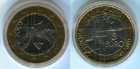5 Euro 2003 Finnland Eishockey-WM 2003 Stempelglanz minimal beschlagen  9,00 EUR  Excl. 8,50 EUR Verzending
