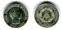10 Mark Silbergedenkmünze 1966 DDR Gedenkmünze 125. Todestag Karl Fried... 156.21 US$ 139,00 EUR  +  9.55 US$ shipping