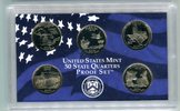 Set 1,25 Dollar (5x0,25 Dollar) 2004 USA 50 State Quaters Set 2004 PP i... 13.49 US$ 12,00 EUR  +  9.55 US$ shipping