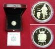 25 Lire Goldmünze 2007 Malta Jean de la Va...