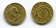Peso 1825 Colombia Kolumbien Füllhörner Ko...