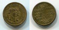 Jeton 1831 Großbritannien England Krönung William IV. Queen Adelaide Co... 4759 руб 75,00 EUR  zzgl. 266 руб Versand