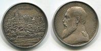 Silbermedaille 1901 Schützenmedaille XVIII...