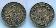 Silbermedaille 1897 Schützenmedaille XII. ...