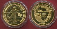Frankreich 200 Euro 2009 Polierte Platte in Kapsel