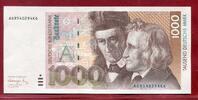 BRD, Deutsche Bundesbank 1000 DM Deutsche Mark 199